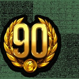 90 Дней премиум аккаунта + 1000 Золота